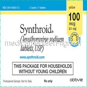 Achat de Synthroid Sans Ordonnance