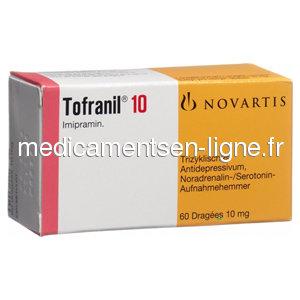 Achat de Tofranil Sans Ordonnance