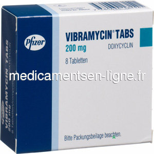 Achat de Vibramycin Sans Ordonnance